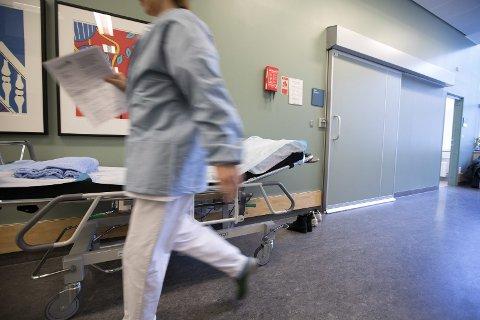 Av alle utlyste stillinger i helseforetakene fra februar til september var 45 prosent deltid, ifølge en ny undersøkelse.