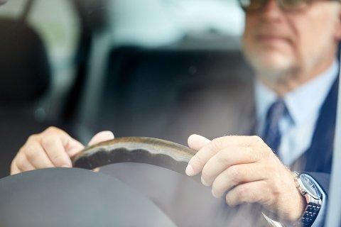 Synet er den viktigste av alle våre sanser når vi ferdes i trafikken.