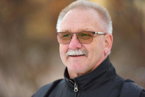 Ulf Madsen er forbundsleder i Forbundet for ledelse og teknikk (FLT).