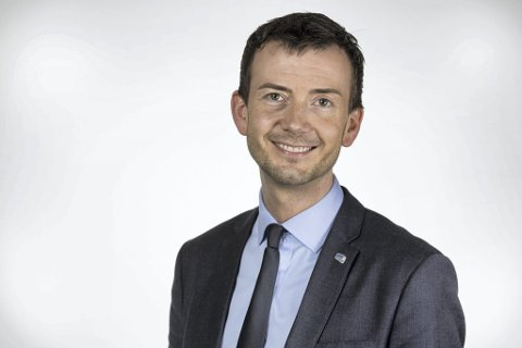 Stortingsrepresentant Kent Gudmundsen (H).