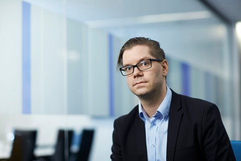 Marius Gonsholt Hov er seniorøkonom i Handelsbanken.