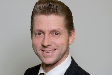 Jørgen Næskje er statssekretær i Finansdepartementet.