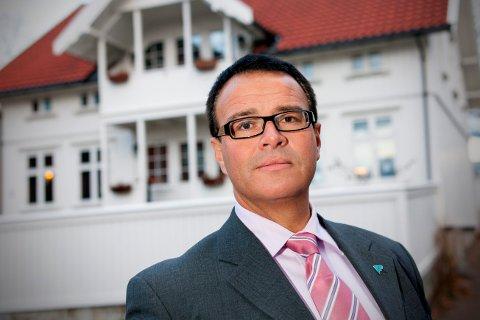 Thomas Bartholdsen er fagdirektør for bolig i Forbrukerrådet.
