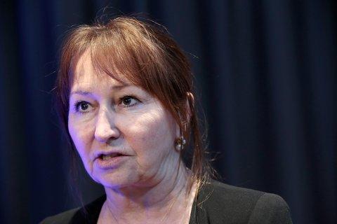 – Kvinner som opplever seksuell trakassering i lokalpolitikken, må varsle fra om hendelsen, åpent eller anonymt, sier KS-leder Gunn Marit Helgesen.