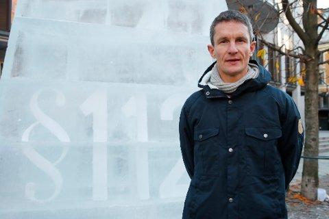 Greenpeace-leder Truls Gulowsen tapte rettssaken om tolkning av paragraf 112 i Grunnloven.