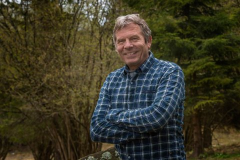 Arne Nævra Lierskogen naturfilmskaper naturfotograf