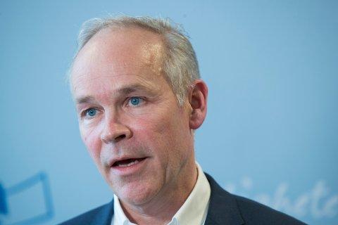 Å fjerne tidstyver i skolen er ikke et prosjekt, men en arbeidsform, sier kunnskapsminister Jan Tore Sanner (H).