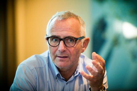 – Som fagforbund har vi gitt vår støtte til at antallet omdelingsdager med post reduseres, sier forbundsleder Odd Christian Øverland i Postkom.