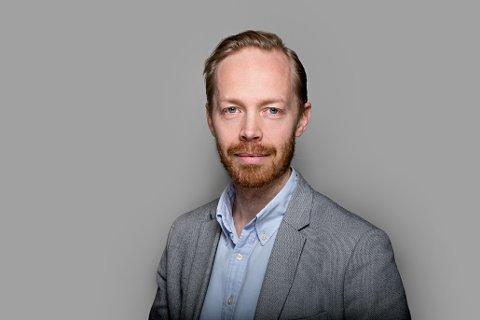 Vi vet fra tester at det er ni sekunder raskere å bruke kortet til betale kontaktløst enn å betale med kort på vanlig måte, sier Frode Riis Andersen i BankAxept.