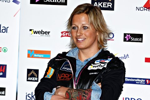 DELER IKKE UT: Vibeke Skofterud blir ikke å se på scenen under årets Idrettsgalla.