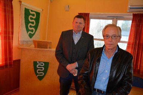 Morten Svendsen og Håvard Juelsen