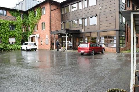 Indre Østfold legevakt. Helsehuset. Askim sykehus. Askim.