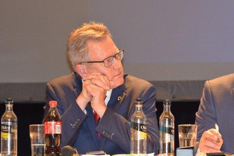 Ordfører Erik Unaas er skuffet over at Landbruksdirektoratet ikke legges til Mysen.