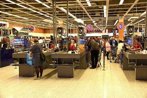 HANDLETUR: InterBuss vil tilby passasjerene sine turer til Töcksfors. ARKIVFOTO