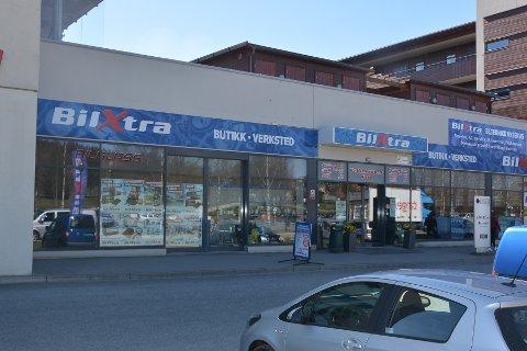 HIT: Vinmonopolet vil flytte fra sine nåværende lokaler i Mørstadsenteret til deler av det som i dag er BilXtra.