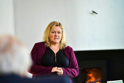 TRENGER BOLIGER: Anne-Lise Ringerike, økonomisjef og assisterende rådmann i Hobøl.