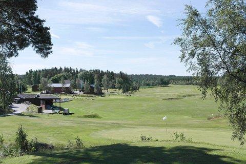 """TURNERING HER: Mørk Golfklubb i Spydeberg er vertsskap for turneringen """"Braastad Invitational"""" lørdag."""