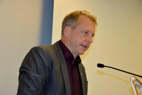 NY SJEF: Saxe Frøshaug (54) er enstemmig valgt som Senterpartiets ordførerkandidat i Trøgstad. Det betyr i praksis at Frøshaug etter alt å dømme blir kommunens nye ordfører.