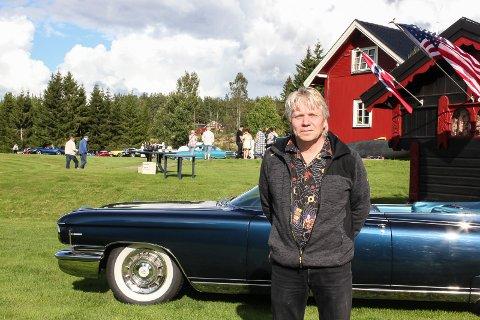 Jobber i Askim kommune: Jon Einar Aandal (59) fra Spydeberg er innstilt som Indre Østfold Høyres første leder.