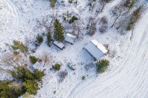 Denne eiendommen ble solgt dagen etter visning - for 3,2 millioner kroner. Alle foto: Ketil Koppang Landbruks- og Næringsmegling as.
