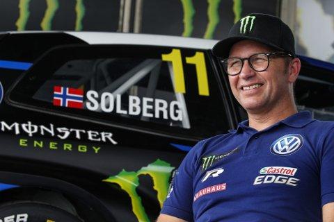 RALLYCOMEBACK: I helgen kjører Petter Solberg sitt første rally på seks år når han stiller i Rally Spania. Han kan nesten ikke vente på å komme i gang.