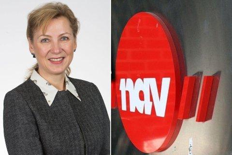 KUTTER: Ellen Chr. Christiansen er direktør for NAV Forvaltning.