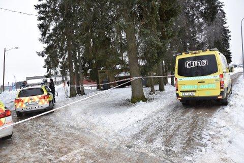Mandag morgen i forrige uke ble en kvinne funnet død i søppelskjulet på Korsgård skole.