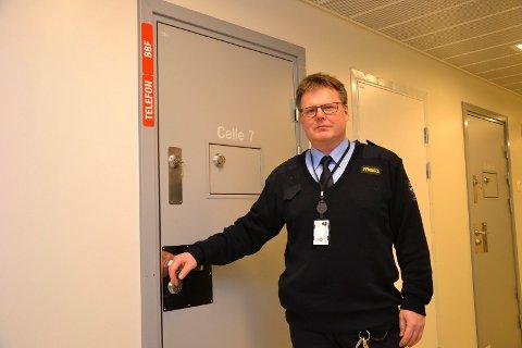 Helge Valseth, fengselsleder Indre Østfold fengsel