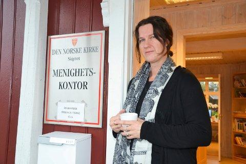 Kristin Winlund, prest i Skiptvet