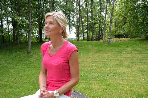 Grete Skjelbred blir lokal prosjektleder for kartlegging av friluftsområder i Spydeberg. Arkivfoto