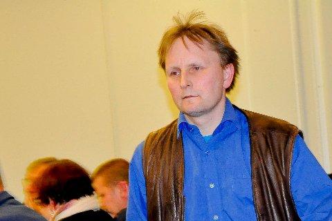 Garanti på sykehjem: Jarle Lindahn (Frp) ønsker at kommunen innefører en  garanti at når den ene partneren kommer på Trøgstadheimen, skal også den andre partneren få plass.