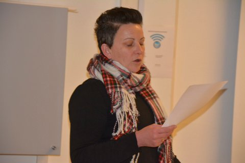 Åsa Kristina Heien (SV) spurte om boliger i Griniveien. Arkivfoto