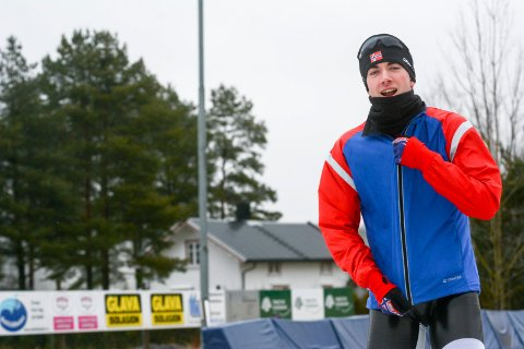 TILBAKE: Etter to sesonger utenfor landslaget er Jørgen Sæves tilbake. Han er tatt ut på sprintlandslaget, samme lag som OL- og VM-mester Håvard Lorentzen er på.