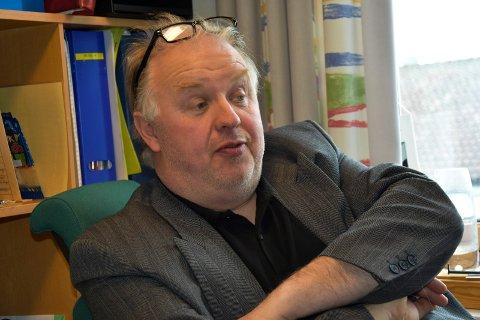 50 år: Hans Petter Ringstad er 50 år. En moden mann, som fortsatt har lekne tanker som kulturformidler og tidligere ungdomskontakt.