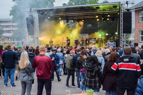 LIV OG RØRE: Mysen Byfest håper på suksess i sitt andre år. Arkivfoto: Edel Linnea Sagli