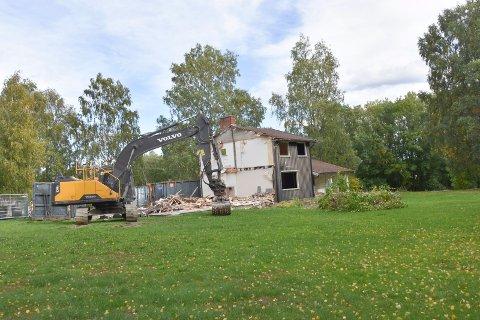 River sykehushistorie: Denne boligen var øremerket leger og sykehusansatte da Askim sykehus var nytt. Nå rives de.