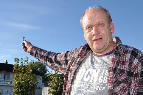 """BYTTET PARTI: Thor """"Zulukongen"""" Nilsen  byttet parti, fra Senterpartiet til Høyre før valget i 2011."""