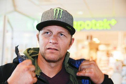 Petter Solberg var redd karrieren var over. Foto: NTB