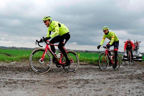 """NORSK VARIANT: Paris-Roubaix blir ofte kalt """"helvete i nord"""" på grunn av alle grus- og brosteinspartiene. Nå får vi en norsk variant av vårklassikeren, nemlig Oslo-Mysen lørdag 27. april."""