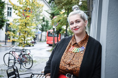 HÅP: Monica Johansen fra Larvik har lenge drømt om å bli mamma. – Jeg ønsker å dele min historie for å gi andre et håp, sier hun.