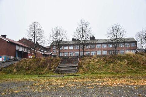Verneverdi: Gamle Skjønhaug skole som elevene flytte ut av i 2017 kan ha kvaliteter som et skolebygg fra 1950-tallet i Østfold. Det kan bli vernet.