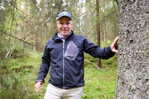 I HØYESTE LAGET: Virksomhetsleder for plan, landbruk og teknikk, Øyvind Thømt mente prisen var i høyeste laget.