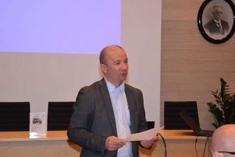 Bjørn Sjøvold er ansatt som regiondirektør for Viken i KS