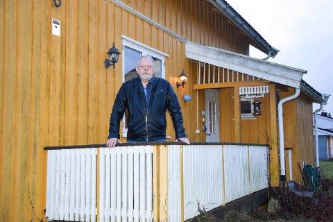 Svein Tore Kvalheim vil bidra i kampen mot korona-pandemien. ARKIV