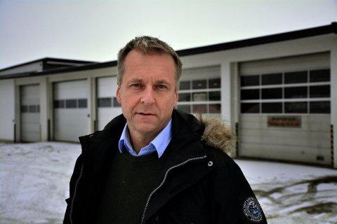 Saxe Frøshaug, ordfører i Trøgstad