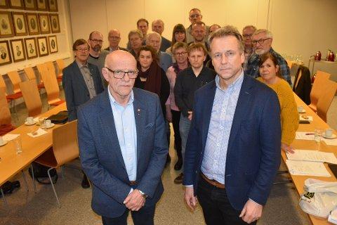 SIKRER PROSJEKTET: Slik så det ut at Trøgstad-politikerne fikk beskjed om at fylkeskommunen ikke ville gi 3 millioner i støtte til ishall. Nå har stemningen snudd. Arkivfoto: Joachim Constantin Høyer