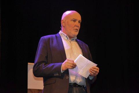 Svend Arild Uvaag leder Østfold Bondelag
