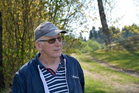Ingvar Brøske er leder for Mysenelvas Venner.
