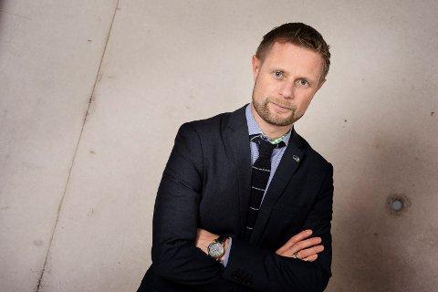 På besøk: Mandag kommer helsestatsråd Bent Høie på besøk både til Askim og Eidsberg.