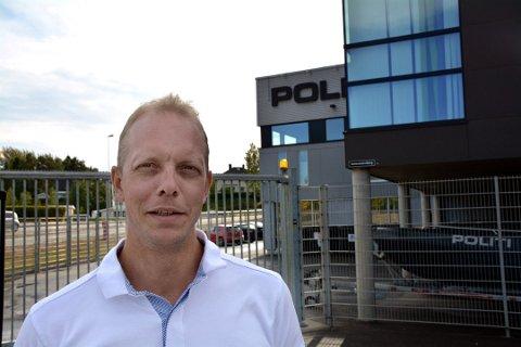 Etterforskningsleder ved Indre Østfold politistasjon Kay Lund-Pettersen legger ikke skjul på at det er en seier for politiet å få tak i seks personer som er siktet for flere grove tyveri i Indre Østfold.